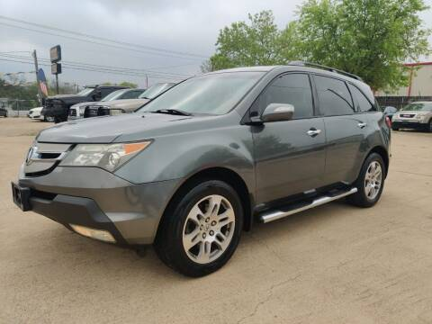 2007 Acura MDX for sale at AI MOTORS LLC in Killeen TX