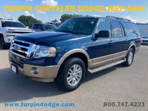 2014 Ford Expedition EL for sale at Turpin Dodge Chrysler Jeep Ram in Dubuque IA