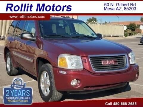 2005 GMC Envoy for sale at Rollit Motors in Mesa AZ