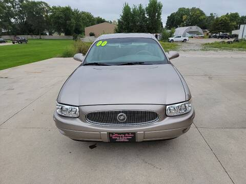 2000 Buick LeSabre for sale at LEROY'S AUTO SALES & SVC in Fort Dodge IA