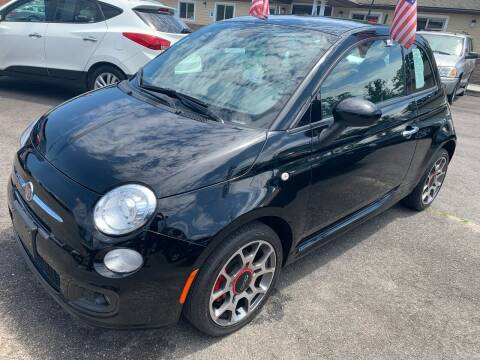 2015 FIAT 500 for sale at Primary Motors Inc in Commack NY