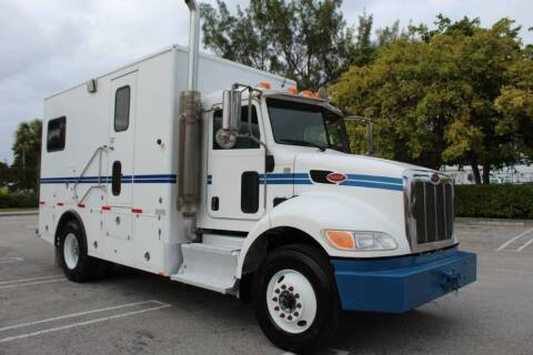 2013 Peterbilt 337 for sale at Truck and Van Outlet in Miami FL