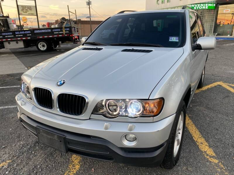 2003 BMW X5 for sale at MFT Auction in Lodi NJ