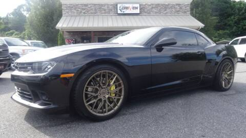 2015 Chevrolet Camaro for sale at Driven Pre-Owned in Lenoir NC