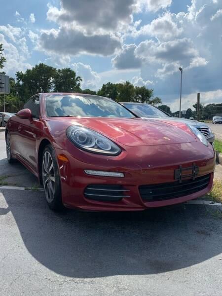 2014 Porsche Panamera for sale at City to City Auto Sales in Richmond VA