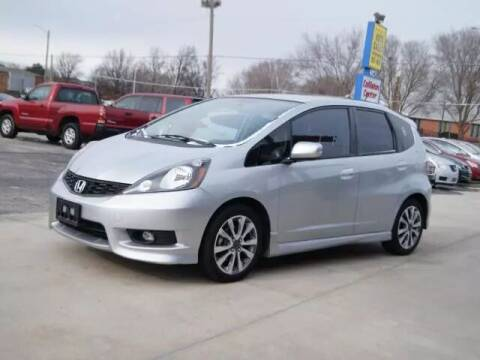 2013 Honda Fit for sale at Kansas Auto Sales in Wichita KS