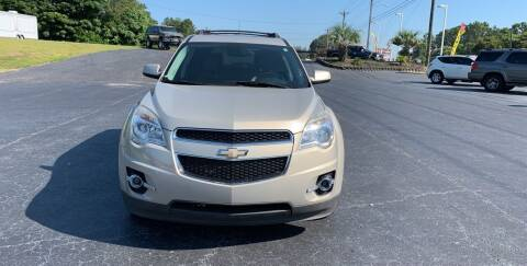 2011 Chevrolet Equinox for sale at Rock 'n Roll Auto Sales in West Columbia SC