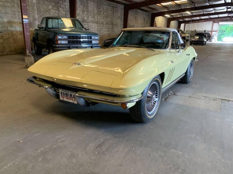 1965 Chevrolet Corvette for sale at American Classic Car Sales in Sarasota FL