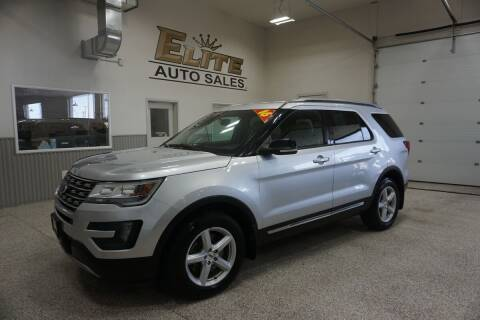 2016 Ford Explorer for sale at Elite Auto Sales in Ammon ID