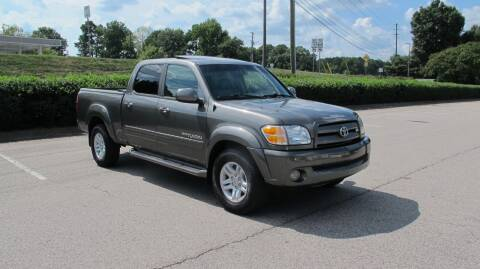 2004 Toyota Tundra for sale at Best Import Auto Sales Inc. in Raleigh NC