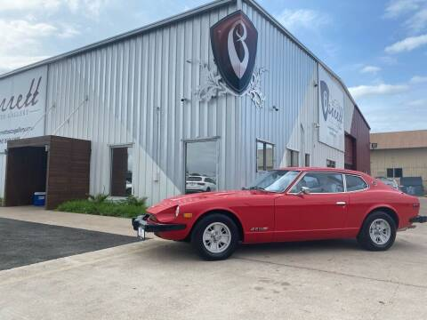 1977 Datsun 280Z for sale at Barrett Auto Gallery in San Juan TX