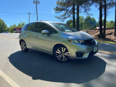 2015 Honda Fit for sale at THE AUTO FINDERS in Durham NC