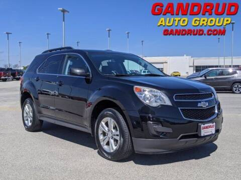 2013 Chevrolet Equinox for sale at Gandrud Dodge in Green Bay WI