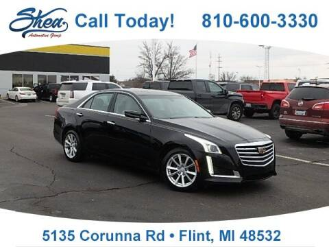 2017 Cadillac CTS for sale at Jamie Sells Cars 810 - Linden Location in Flint MI