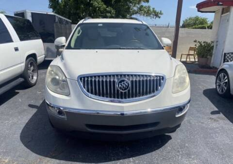 2010 Buick Enclave for sale at Prado Auto Sales in Miami FL