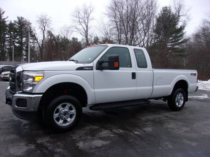 2016 Ford F-350 Super Duty for sale at Mark's Discount Truck & Auto Sales in Londonderry NH