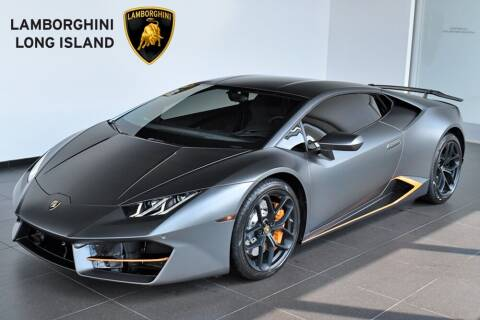 2017 Lamborghini Huracan for sale at Bespoke Motor Group in Jericho NY