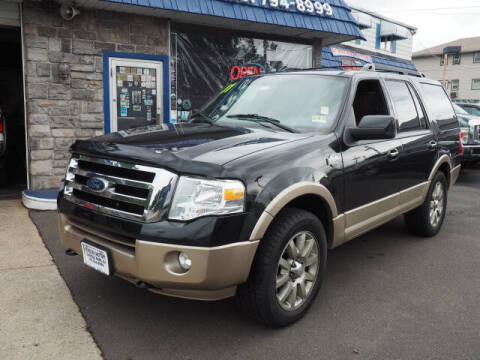 2011 Ford Expedition for sale at Scheuer Motor Sales INC in Elmwood Park NJ