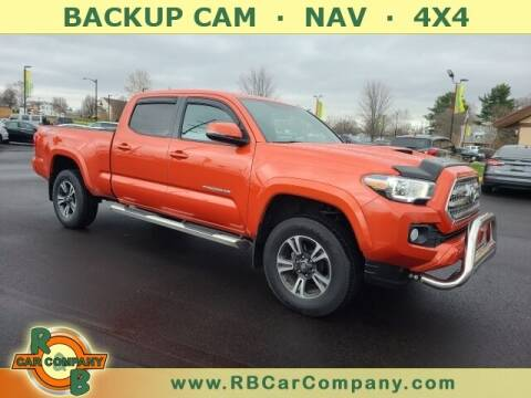 2017 Toyota Tacoma for sale at R & B Car Company in South Bend IN