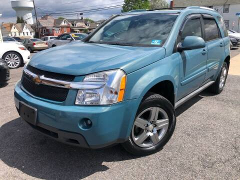 2008 Chevrolet Equinox for sale at Majestic Auto Trade in Easton PA