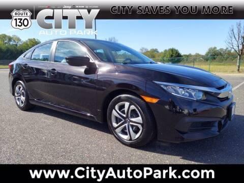 2017 Honda Civic for sale at City Auto Park in Burlington NJ