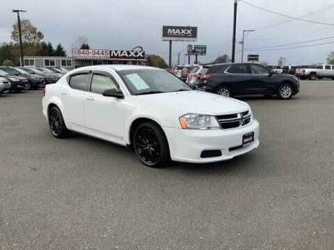2013 Dodge Avenger for sale at Maxx Autos Plus in Puyallup WA