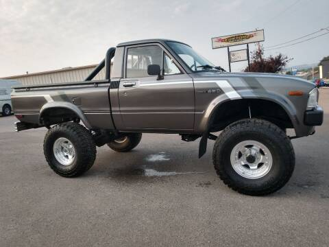 1983 Toyota Pickup for sale at Kustomz Truck & Auto Inc. in Rapid City SD