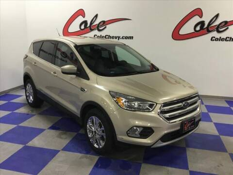 2017 Ford Escape for sale at Cole Chevy Pre-Owned in Bluefield WV