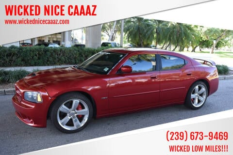 2006 Dodge Charger for sale at WICKED NICE CAAAZ in Cape Coral FL