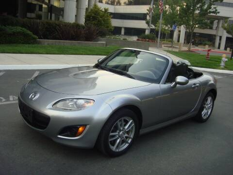 2011 Mazda MX-5 Miata for sale at UTU Auto Sales in Sacramento CA
