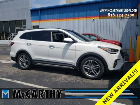 2019 Hyundai Santa Fe XL for sale at Mr. KC Cars - McCarthy Hyundai in Blue Springs MO