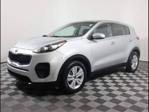 2017 Kia Sportage for sale at Florida Fine Cars - West Palm Beach in West Palm Beach FL