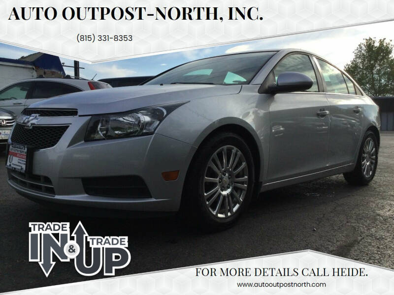 2014 Chevrolet Cruze for sale at Auto Outpost-North, Inc. in McHenry IL