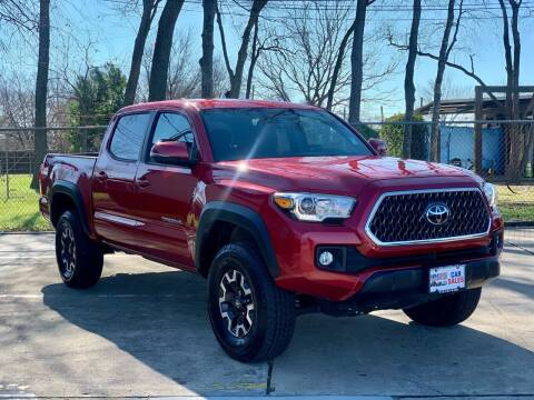 2019 Toyota Tacoma for sale at USA Car Sales in Houston TX