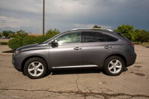 2013 Lexus RX 350 for sale at Burhill Leasing Corp. in Dayton OH