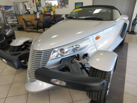 2000 Plymouth Prowler for sale at Tony's Auto World in Cleveland OH