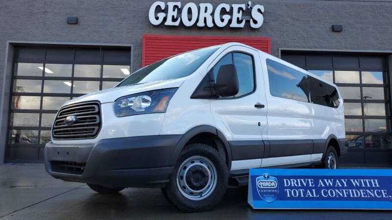 2015 Ford Transit Passenger for sale at George's Used Cars - Pennsylvania & Allen in Brownstown MI