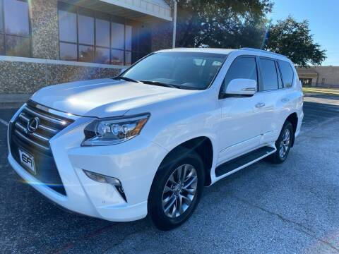2016 Lexus GX 460 for sale at EA Motorgroup in Austin TX