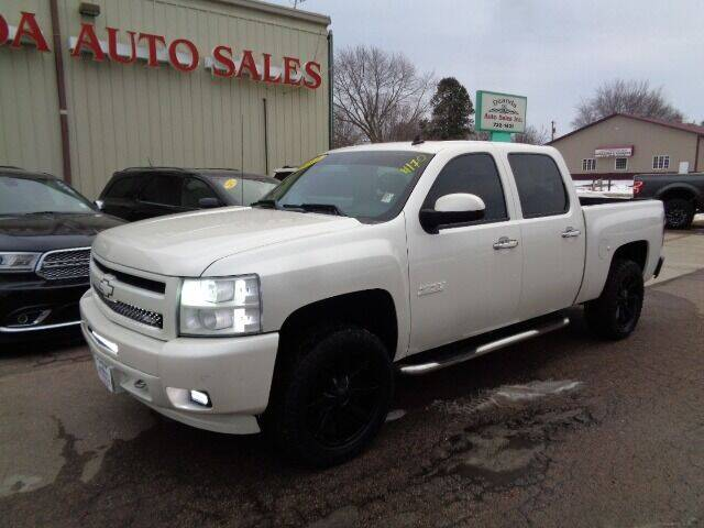 2011 Chevrolet Silverado 1500 for sale at De Anda Auto Sales in Storm Lake IA