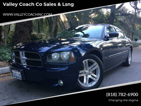 2006 Dodge Charger for sale at Valley Coach Co Sales & Lsng in Van Nuys CA