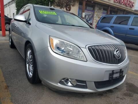2012 Buick Verano for sale at USA Auto Brokers in Houston TX