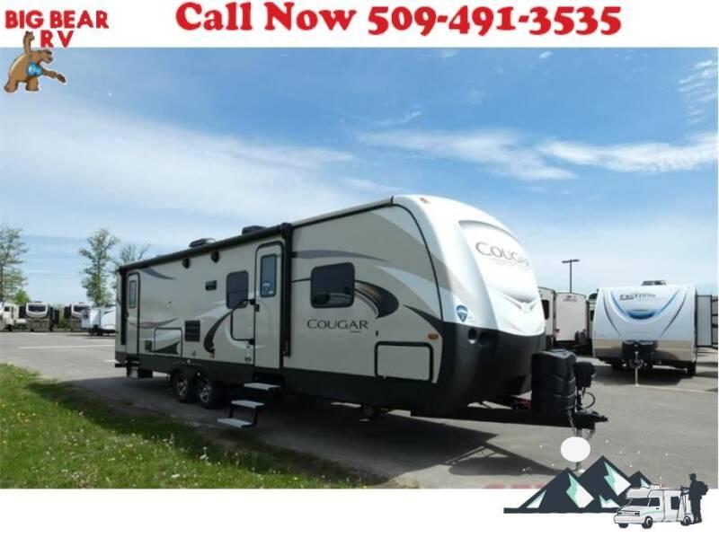 2020 Keystone Cougar 32RL for sale at Warner Auto Center in Kennewick WA