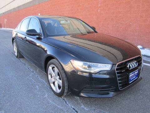 2012 Audi A6 for sale at Master Auto in Revere MA