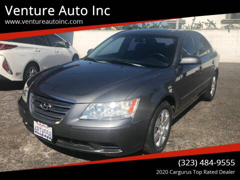 2010 Hyundai Sonata for sale at Venture Auto Inc in South Gate CA