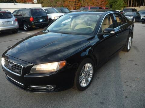 2007 Volvo S80 for sale at Credit Cars LLC in Lawrenceville GA