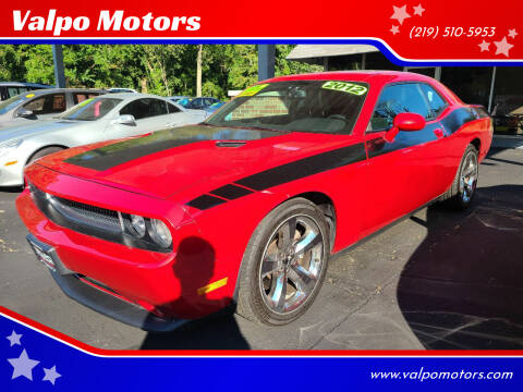 2012 Dodge Challenger for sale at Valpo Motors in Valparaiso IN