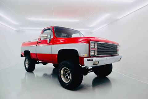 1985 Chevrolet C/K 10 Series for sale at Alta Auto Group in Concord NC