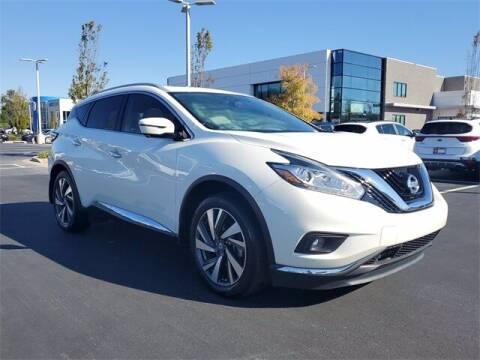 2018 Nissan Murano for sale at Southern Auto Solutions - Lou Sobh Kia in Marietta GA