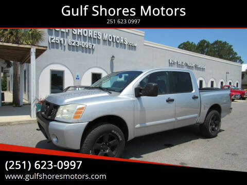 2004 Nissan Titan for sale at Gulf Shores Motors in Gulf Shores AL