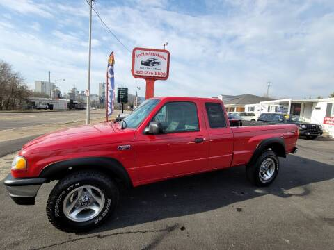 2004 Mazda B-Series Truck for sale at Ford's Auto Sales in Kingsport TN